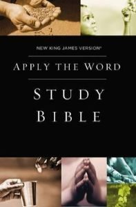 new king james study bible