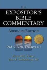 bible commentary perth
